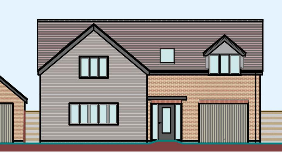 Plot 8 Fringe Green Gardens, Aston Fields, Bromsgrove, B60 3ER
