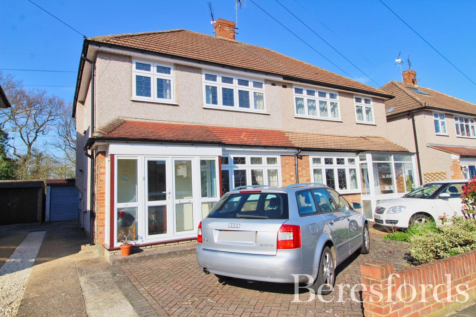 Fleet Close, Upminster, Essex, RM14