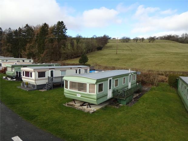 Carmel Caravan Park, Cefn Coch, Welshpool, Powys