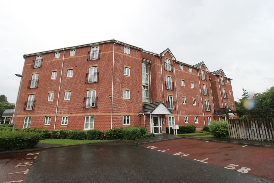 Arcadia Gardens Eagley Brook Way, Bolton, BL1