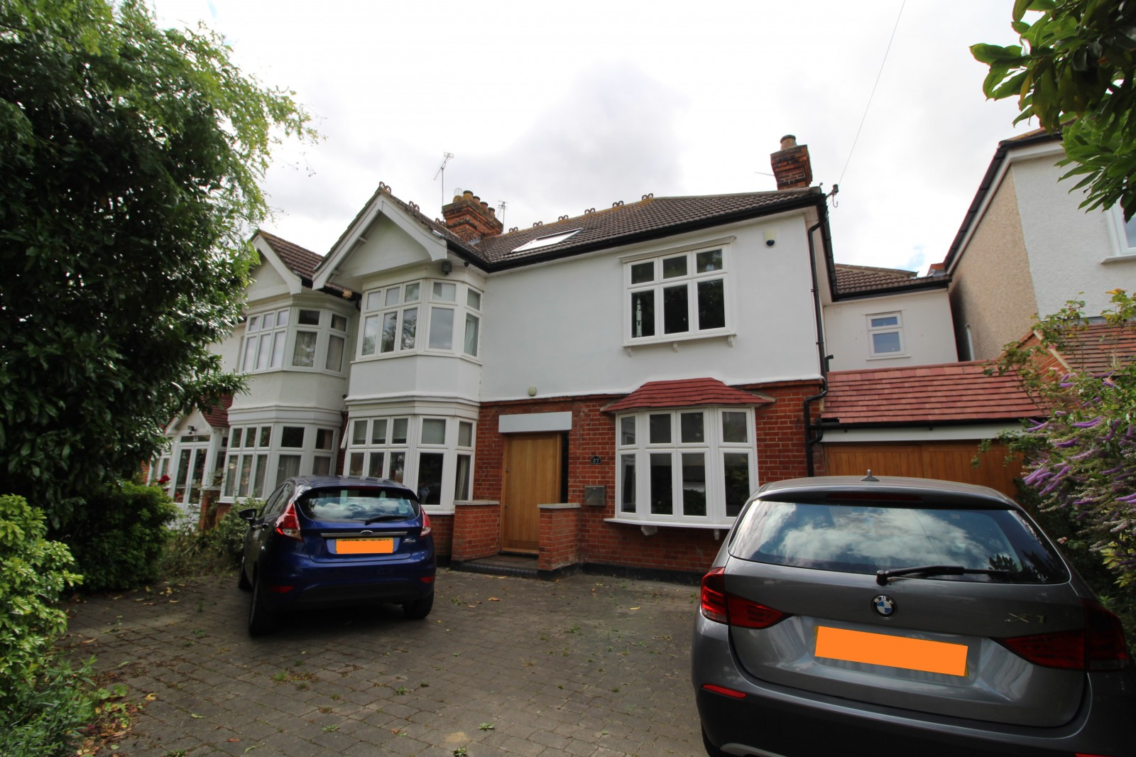 Grosvenor Gardens, Upminster, Essex, RM14