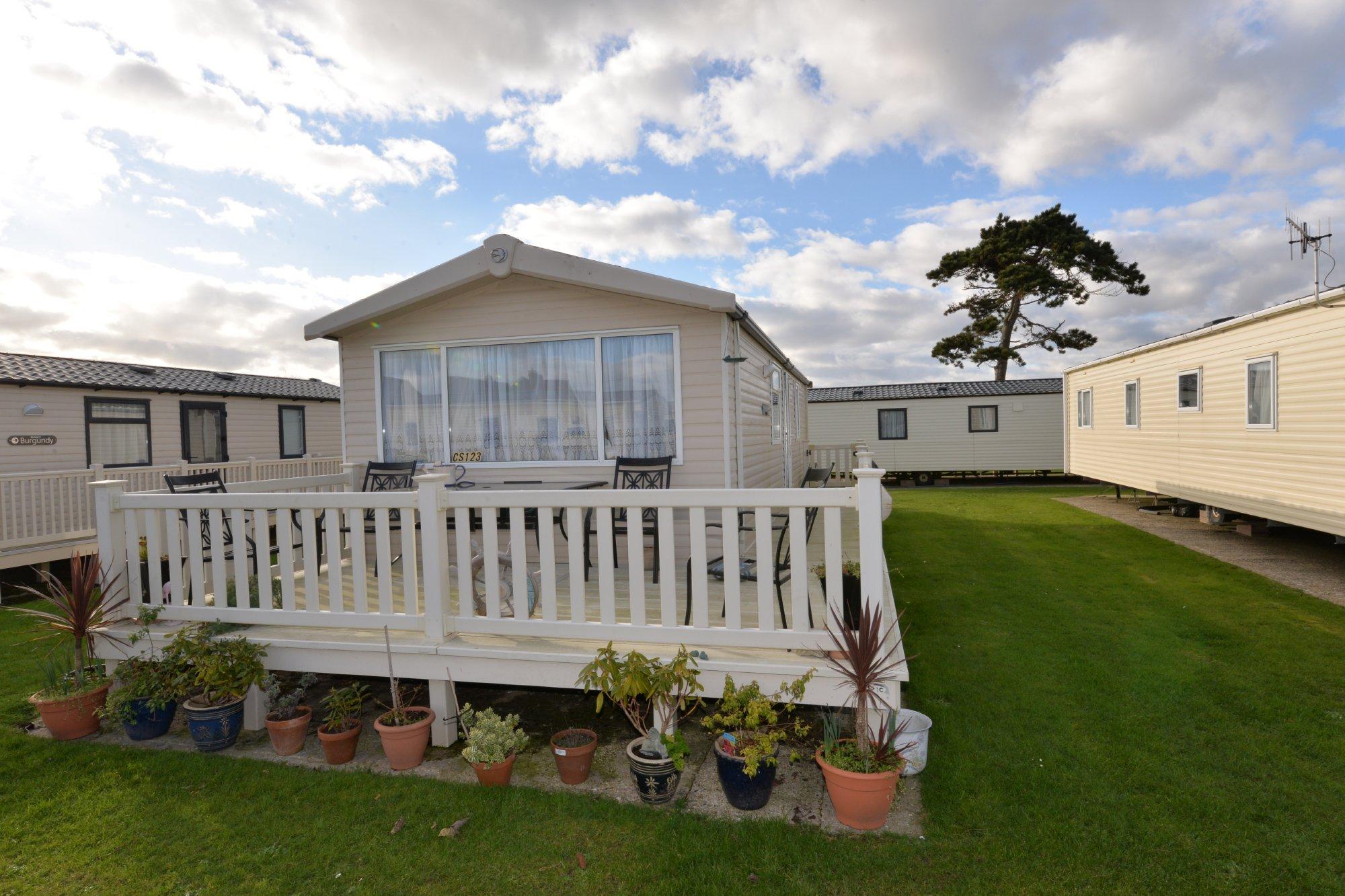Naish Estate, Barton on Sea, New Milton