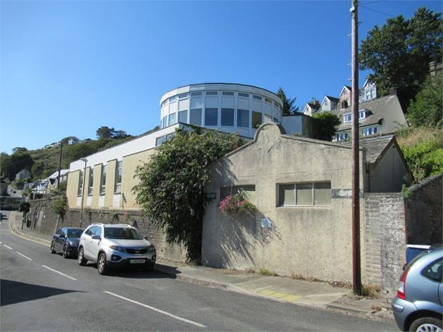 The Old Community Centre, New Hill, Goodwick, Pembrokeshire