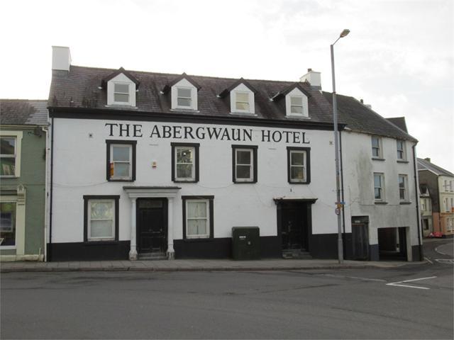 The Abergwaun Hotel, Fishguard, Pembrokeshire