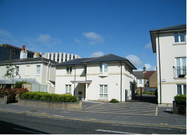Longfleet Road, Poole