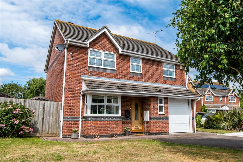 Milton Hall Close, Great Wakering, Southend-on-Sea, Essex, SS3