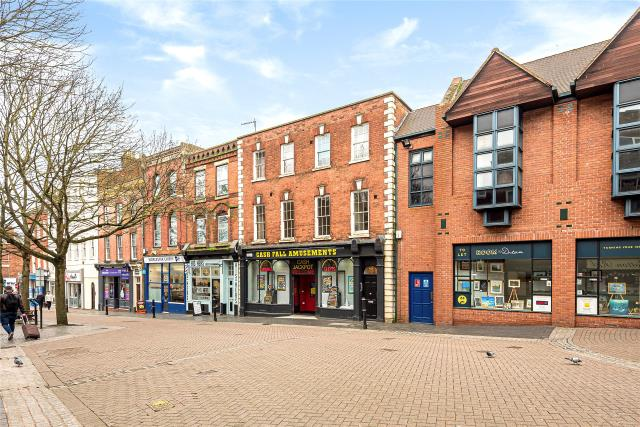 Broad Street, Worcester, Worcestershire, WR1