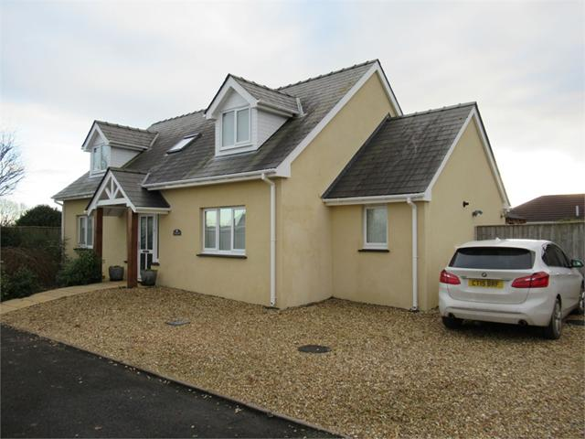 Dan-Y-Coed, 92 Cardigan Road, Haverfordwest, Pembrokeshire