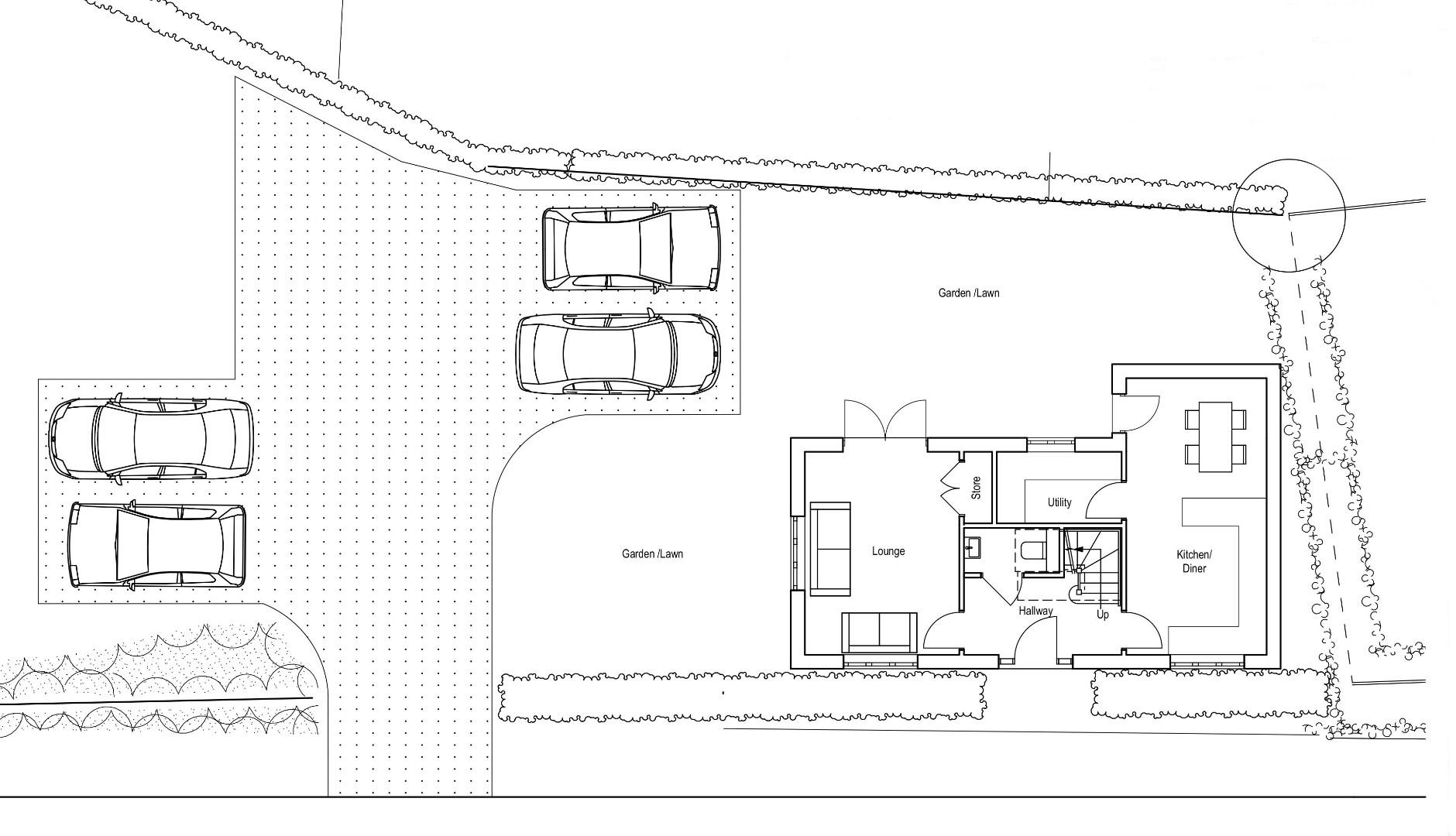 Plot Adjacent to 93 Redditch Road, Stoke Heath, Bromsgrove, B60 4JP