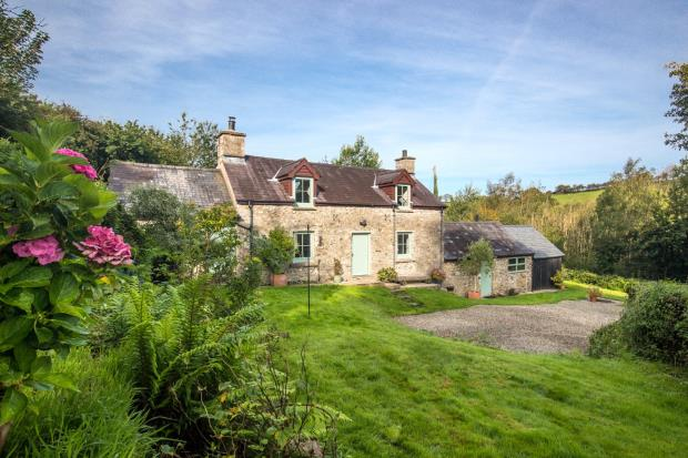 Broomhill Cottage, Llawhaden, Narberth