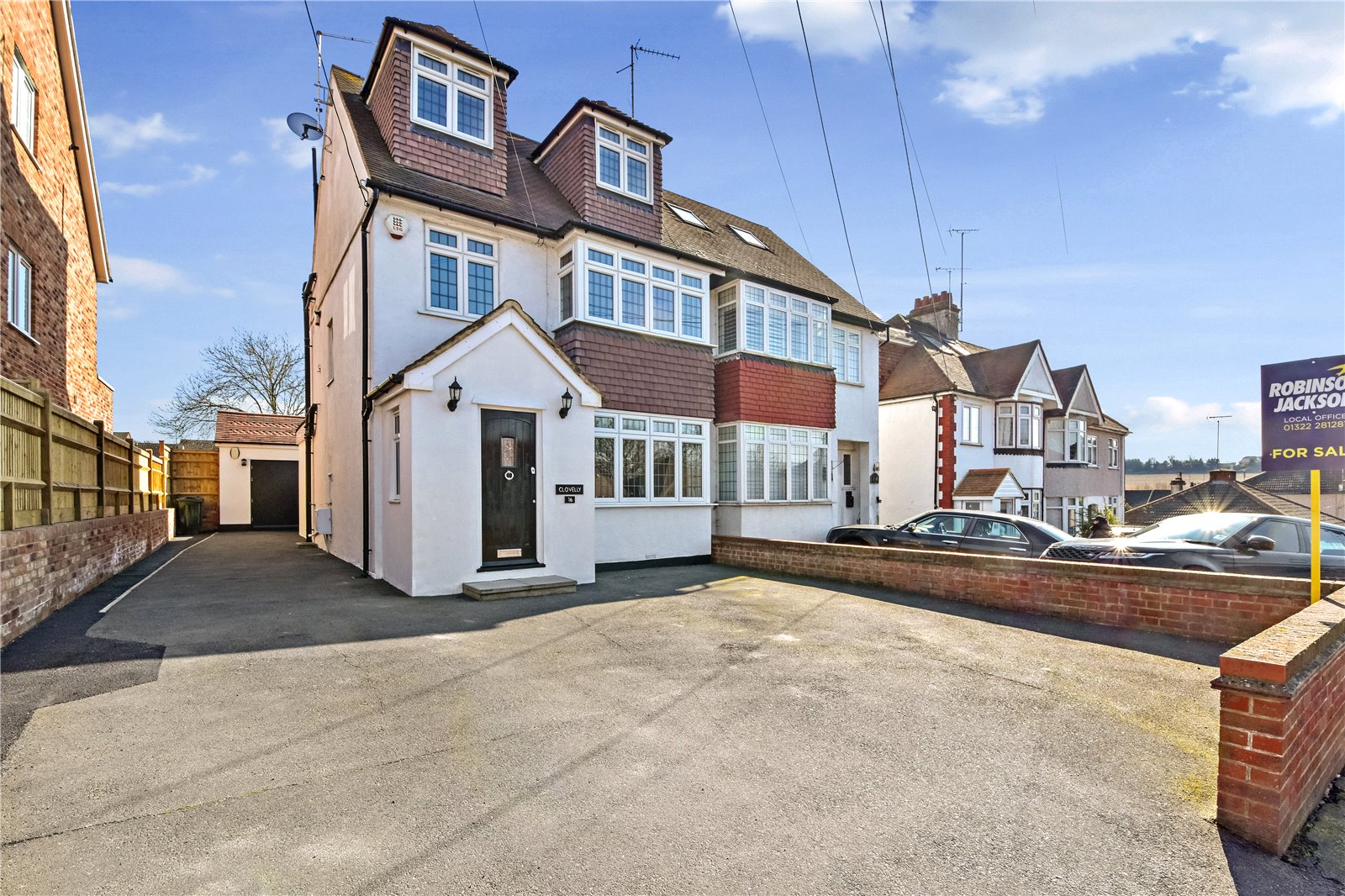 Wood Lane, Darenth, Dartford, Kent, DA2