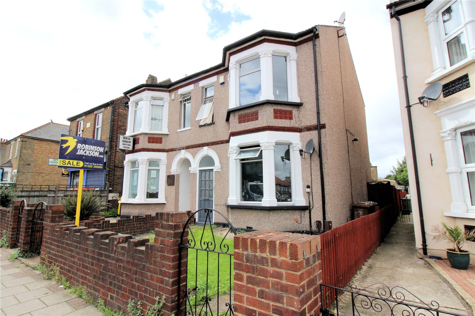 Bexley Road, Northumberland Heath, Kent, DA8