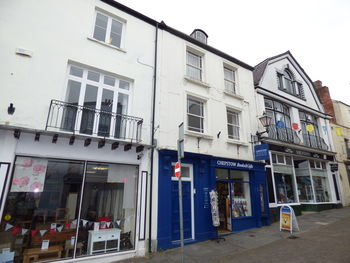 St Mary's Street, Chepstow
