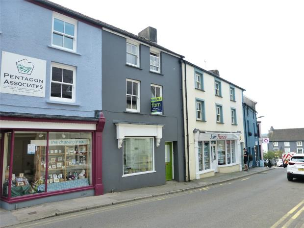 St. James Street, Narberth, Pembrokeshire