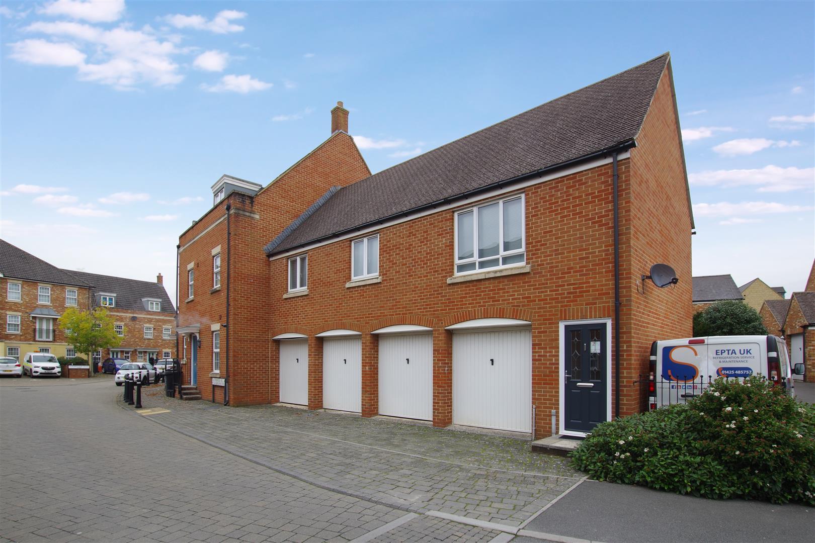 Casterbridge Road, Taw Hill, Swindon