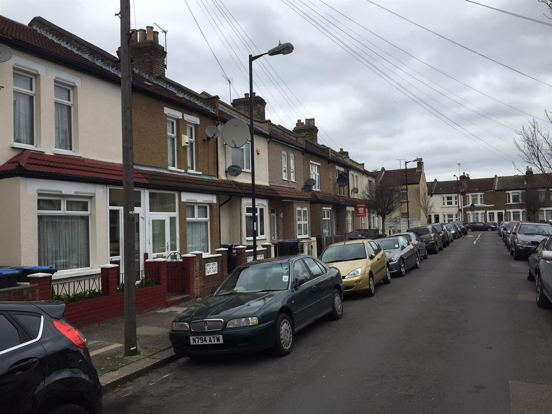 Harton Road, London N9