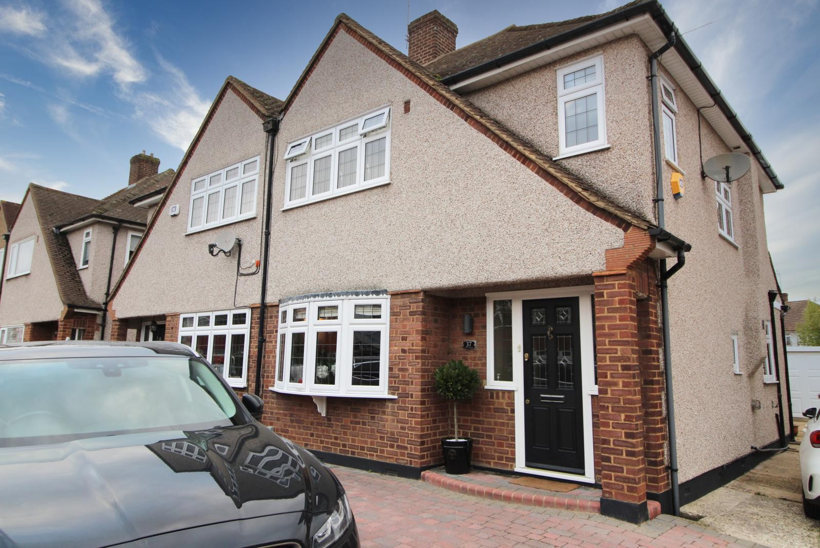 Fleet Avenue, Upminster, Essex, RM14