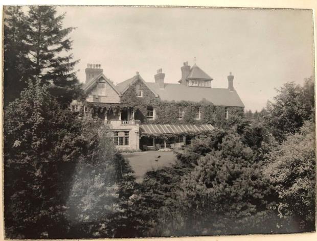 Cusop Dingle, Nr. Hay-On-Wye, Hereford