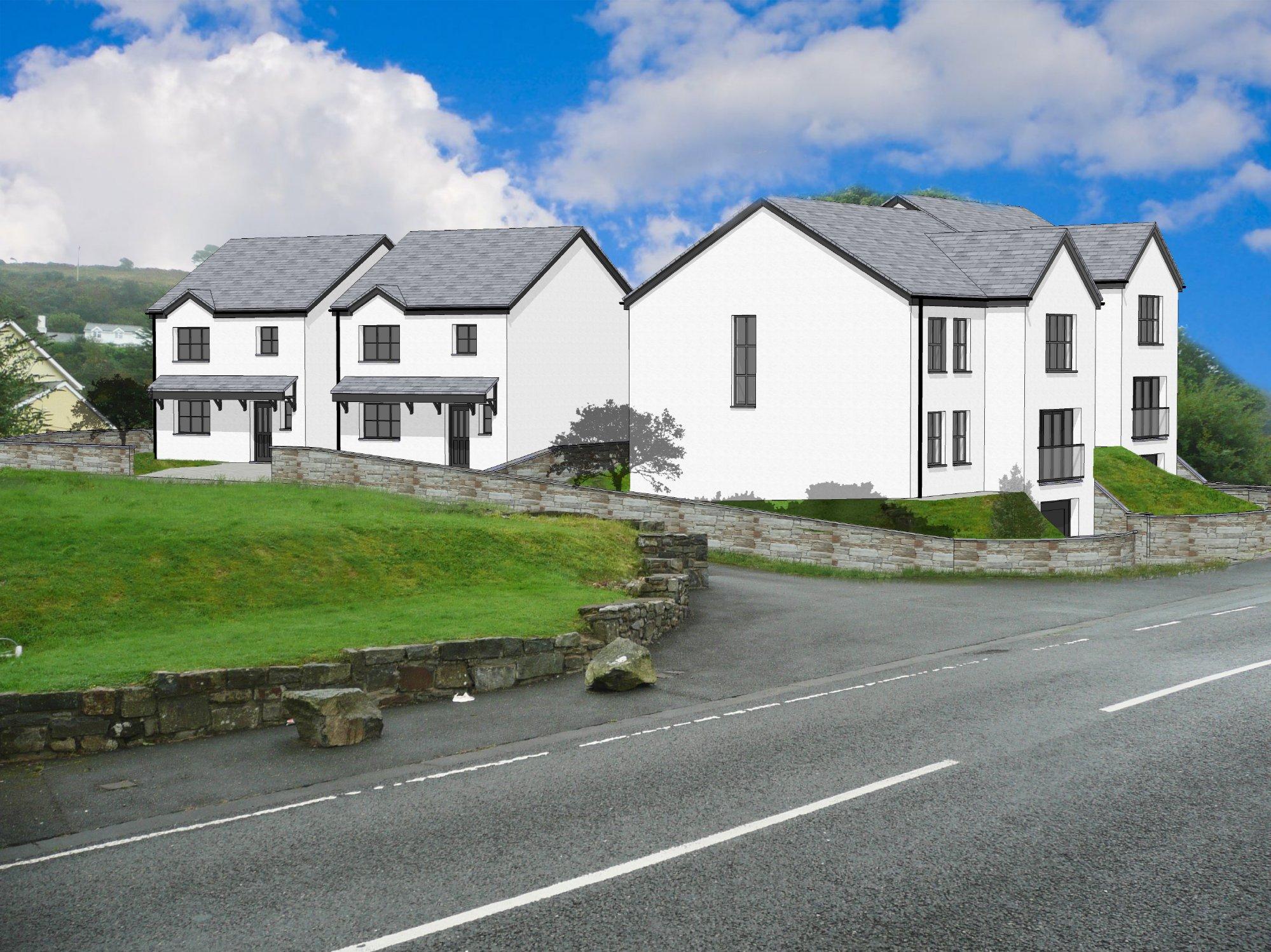 Plas Beuno, Clynnogfawr, North Wales