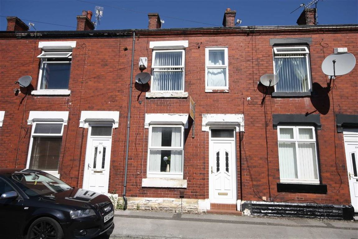 Marlborough Street, Ashton-Under-Lyne, Tameside