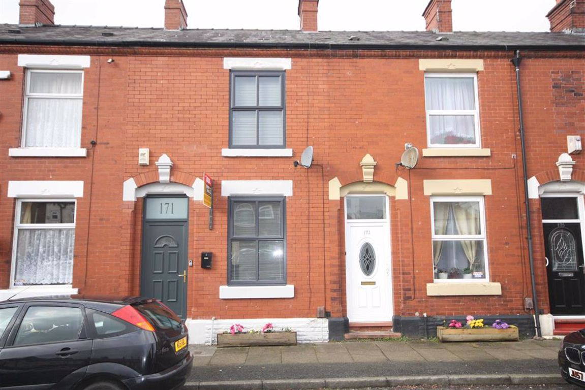 Minto Street, Ashton-Under-Lyne, Tameside