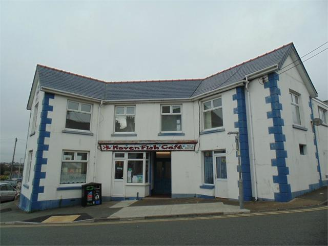 Haven Fish Cafe, Nantucket Avenue, Milford Haven, Pembrokeshire