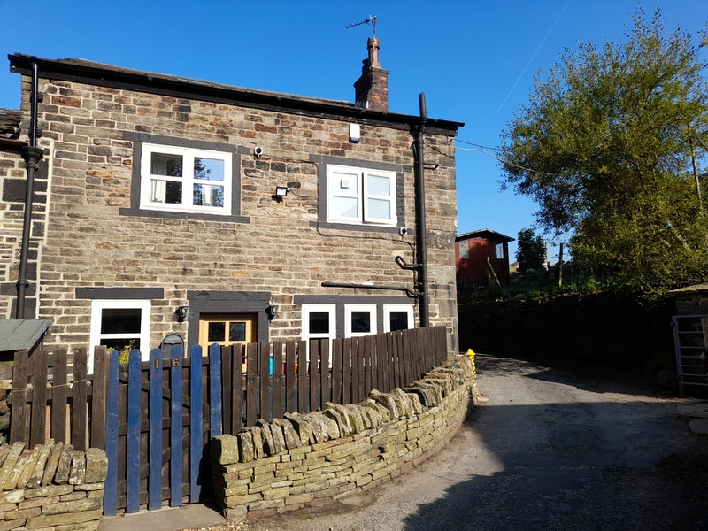 Lower Healey, Rochdale, Greater Manchester, OL12