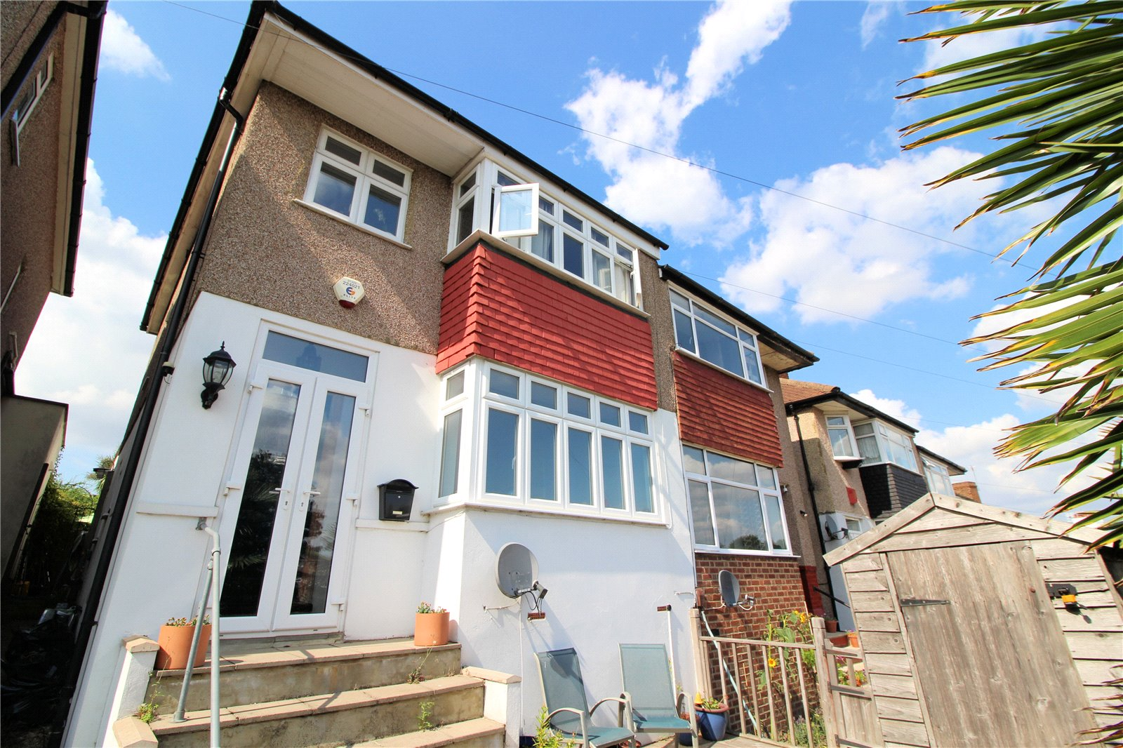 Carlton Road, Northumberland Heath, Kent, DA8
