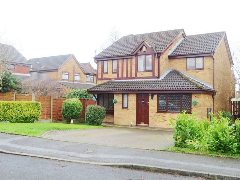 Four Bed Detached ! Burghley Drive, Radcliffe, M26 3xy
