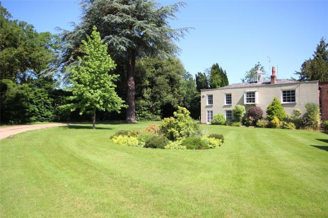 Bevere House, Bevere Green, Worcester, WR3