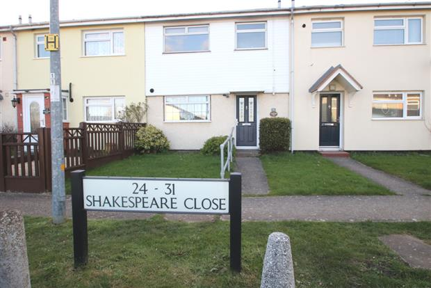 Shakespeare Close, Braintree