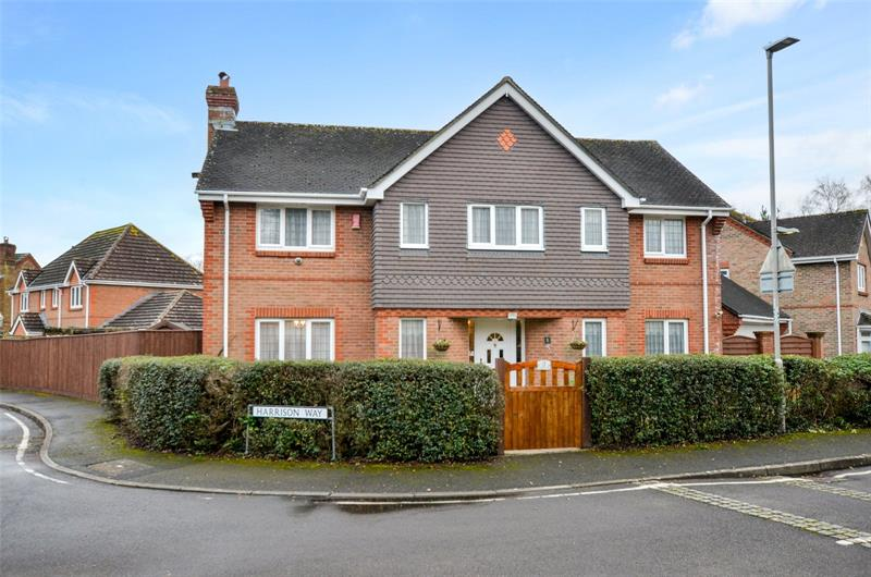 Harrison Way, West Moors, Ferndown, Dorset, BH22