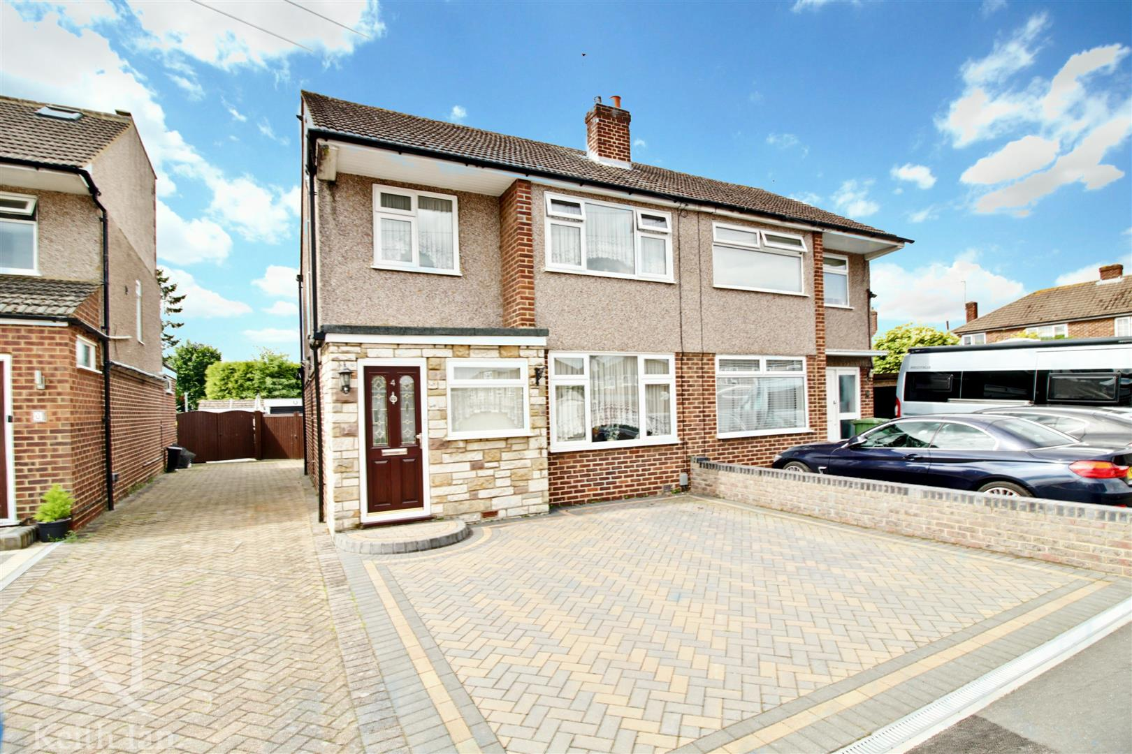 Hartland Road, Cheshunt - A Beautifully Extended 3 Bedroom Semi Detached Family Home