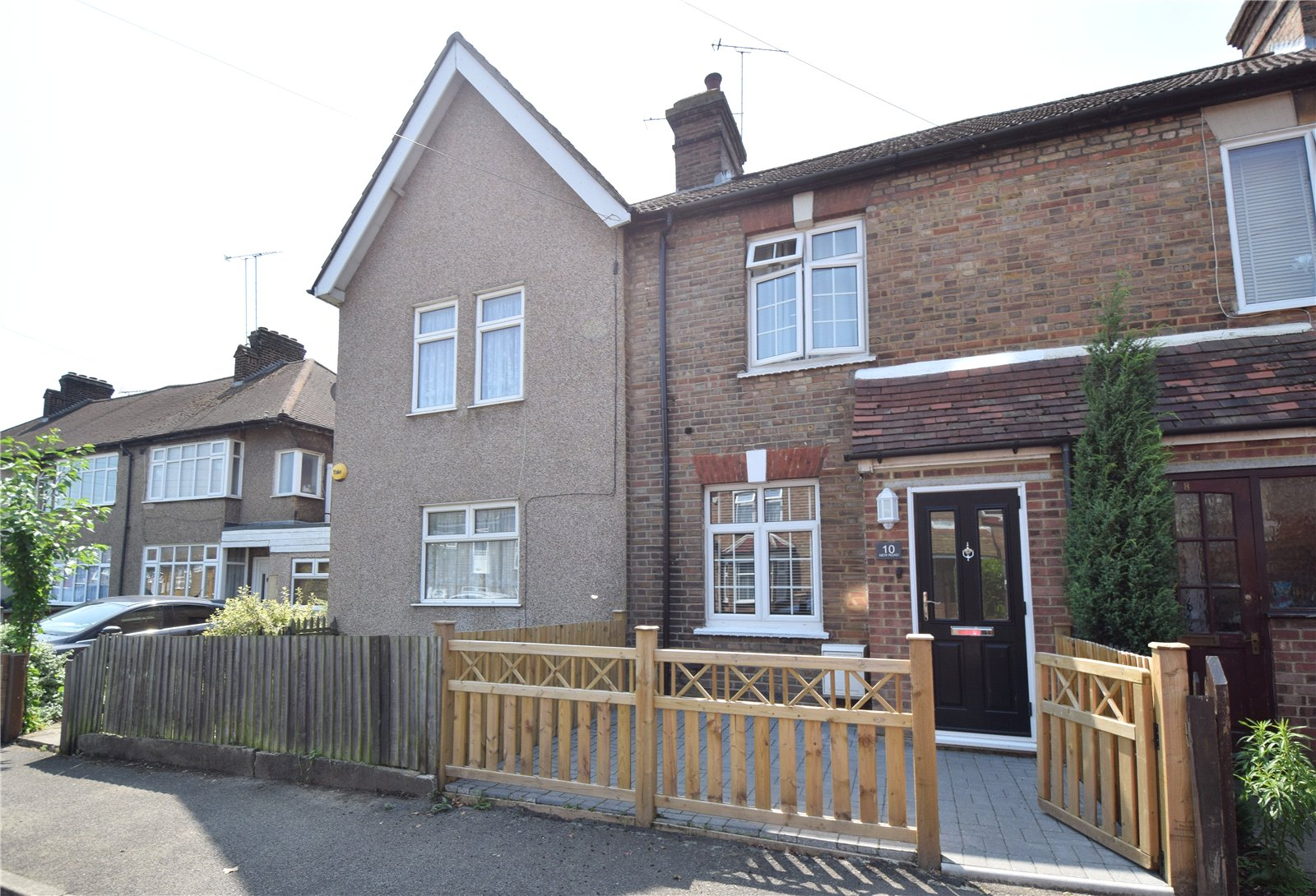 New Road, Swanley, Kent, BR8