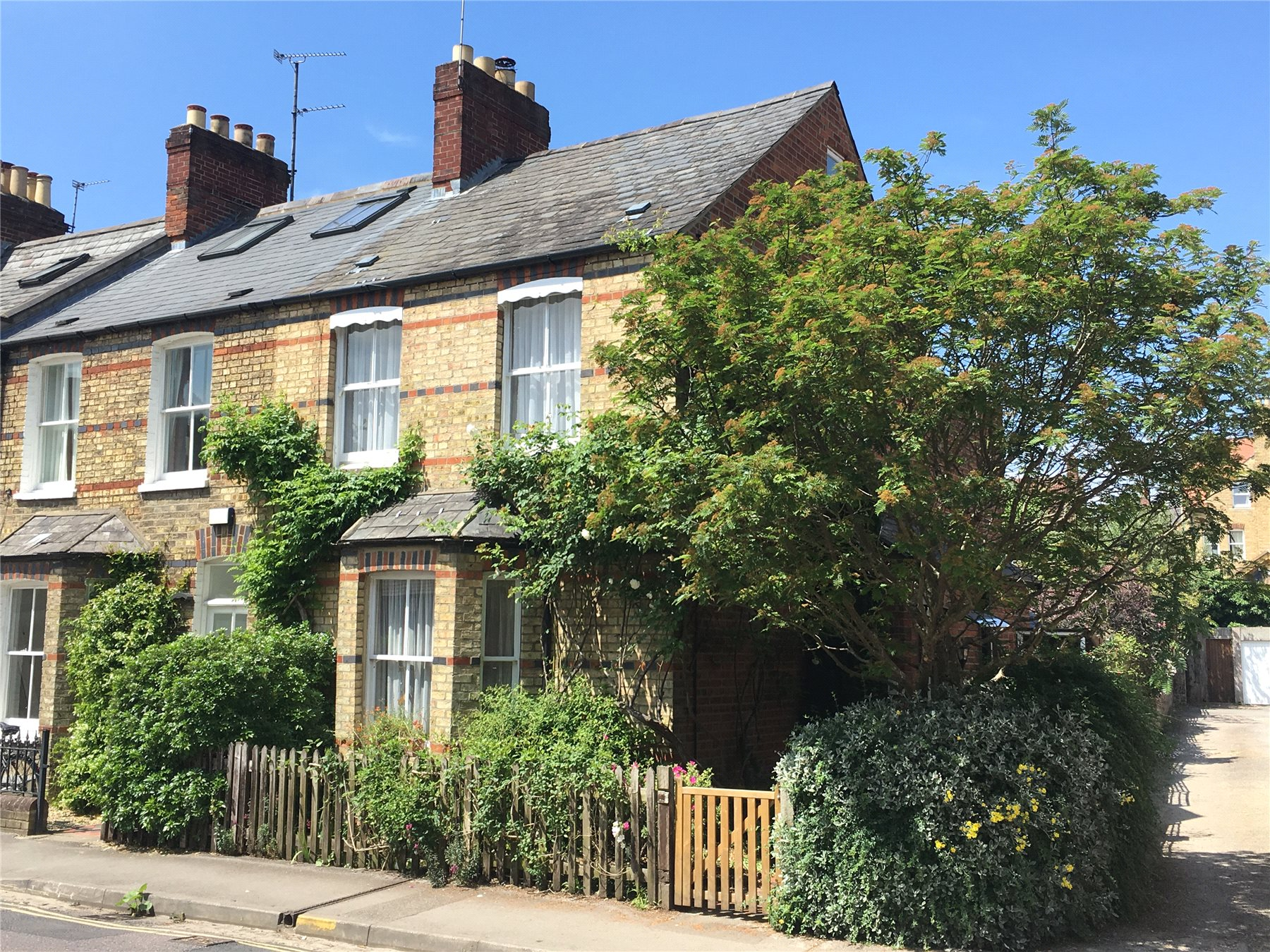 St Bernards Road, Walton Manor, Oxford, OX2