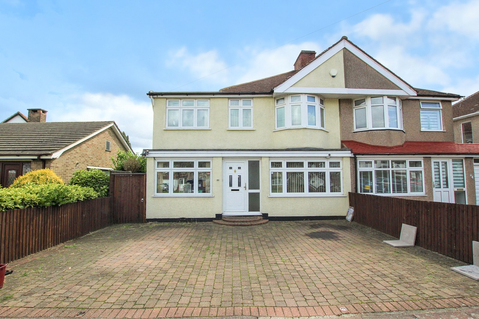 Willersley Avenue, Sidcup, Kent, DA15