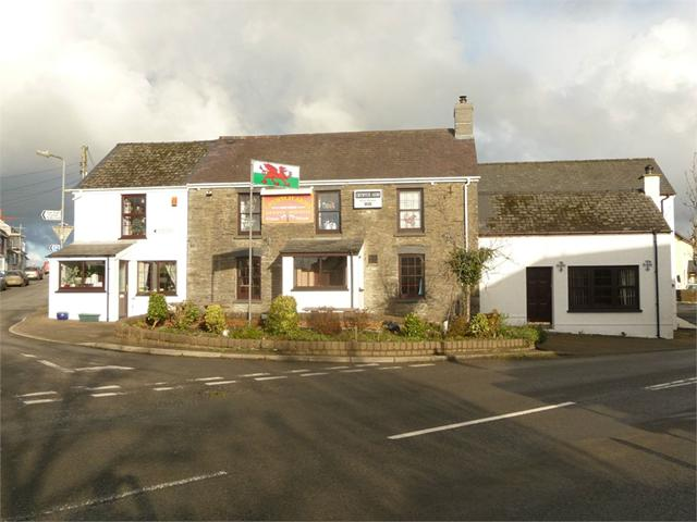 The Crymych Arms, Crymych, Pembrokeshire