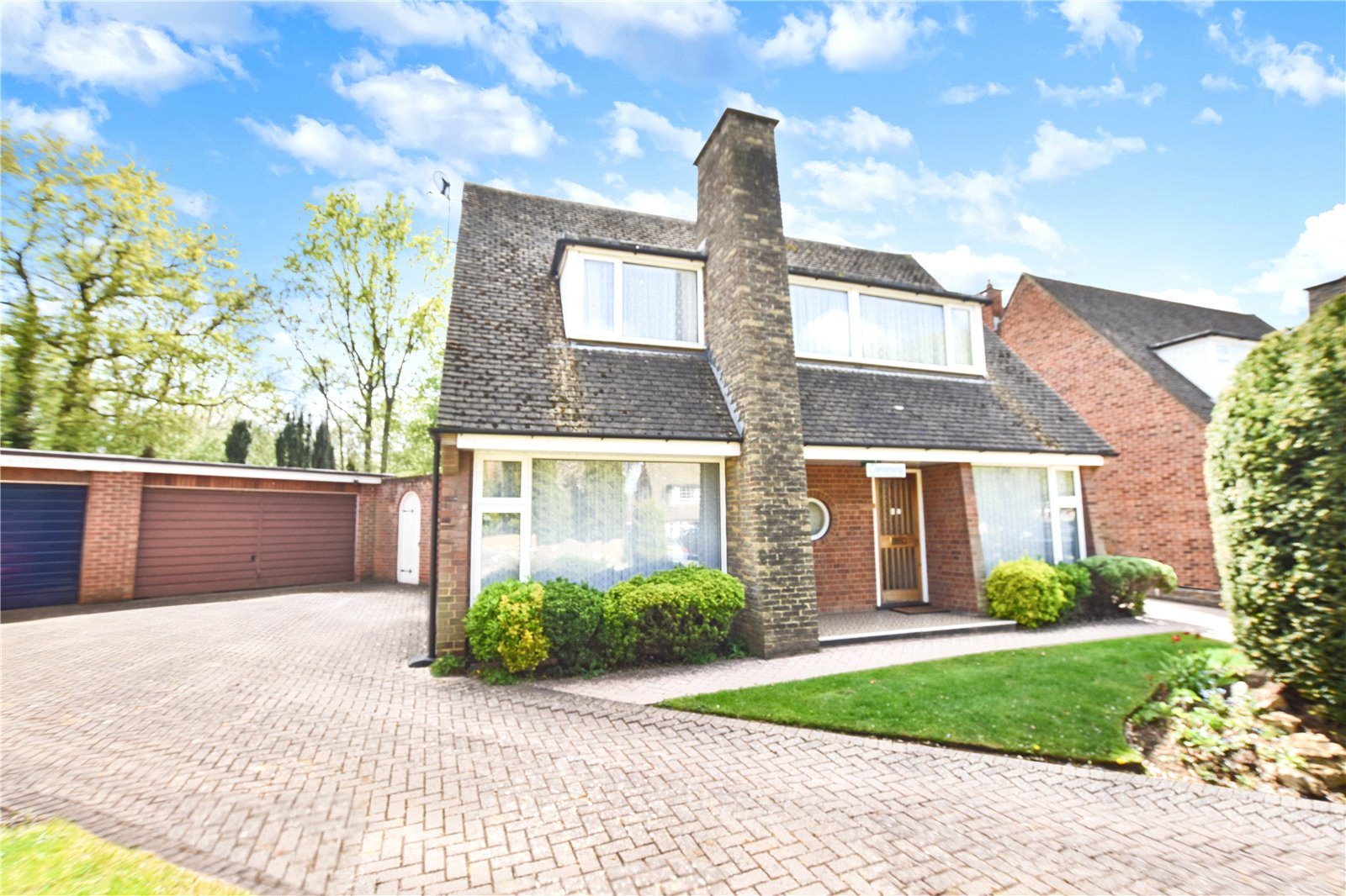 Park Way, Joydens Wood, Bexley, Kent, DA5