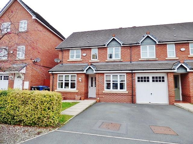 107 Houston Gardens, Great Sankey, Warrington WA5 8DN