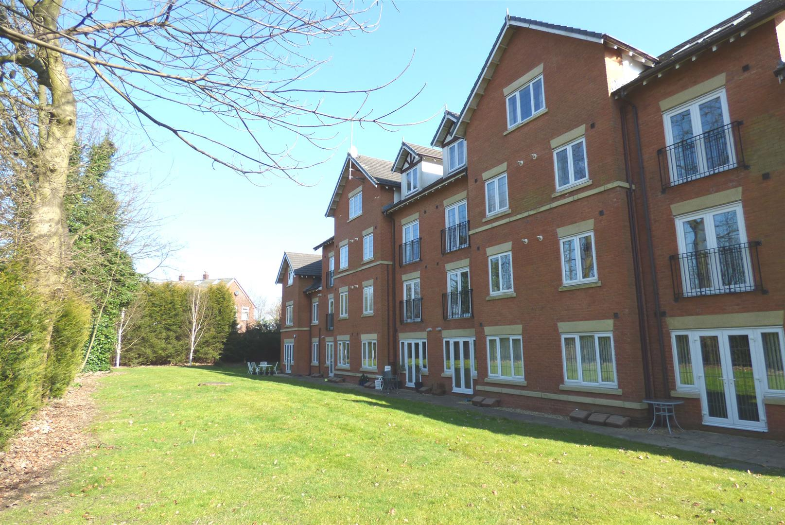 Orchard Court, Bury