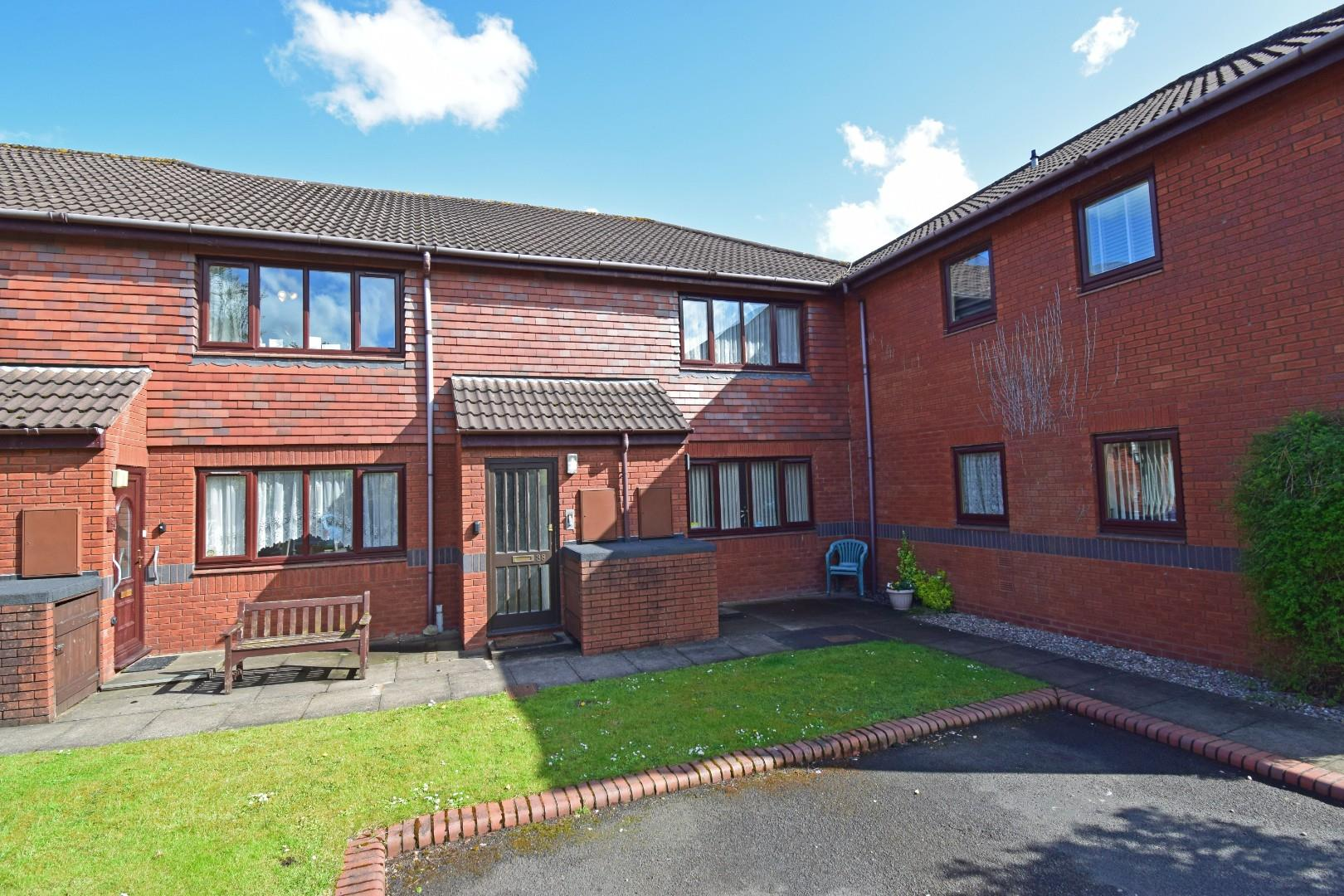 38 Housman Park, Bromsgrove, Worcestershire, B60 1AZ