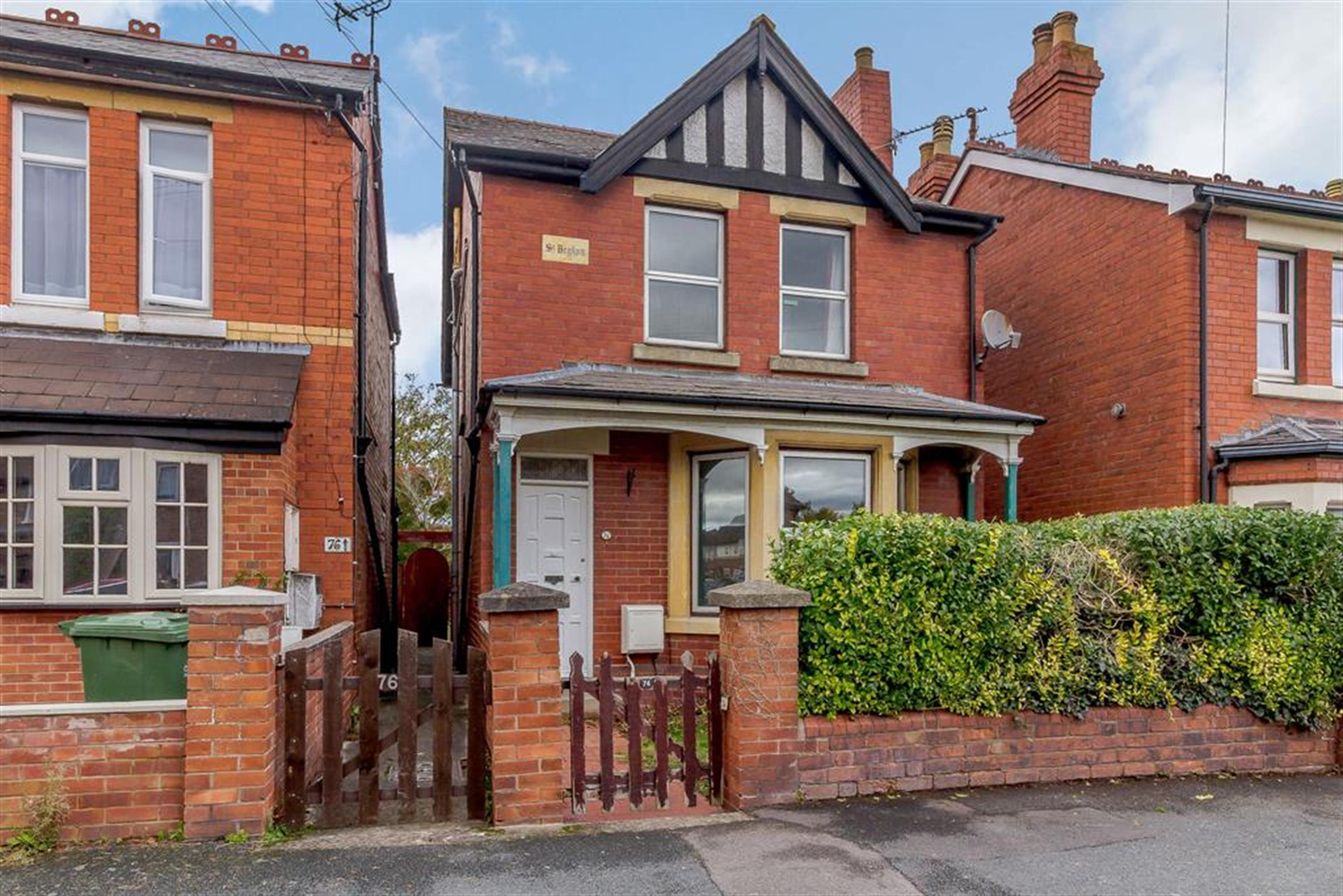 Hunderton Road, Hereford, HR2 7AP