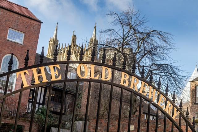 The Old Brewery, Ogleforth, YORK