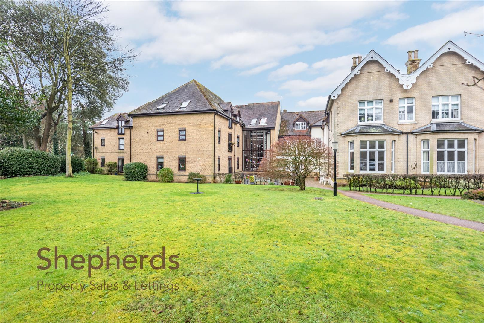 The Haywards, The Lawns Drive, Broxbourne