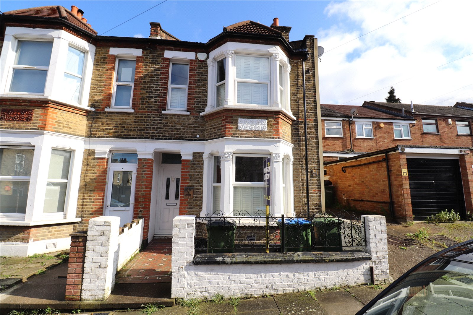 Owenite Street, Abbeywood, London, SE2