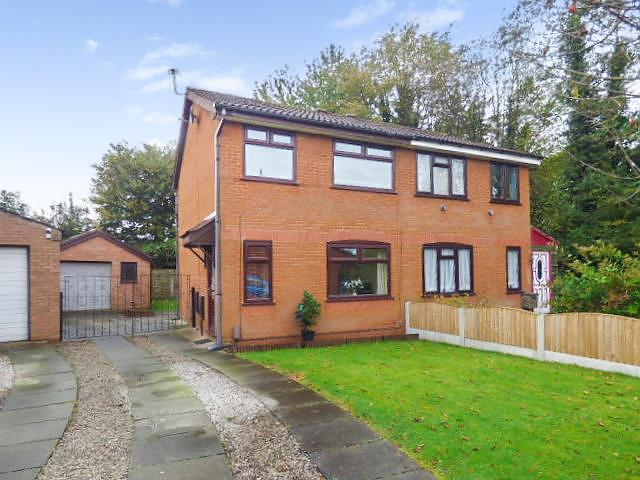 Montrose Close, Fearnhead, Warrington, WA2  0SD - ID 155329