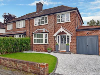 Westbourne Road, STOCKTON HEATH, Warrington, WA4