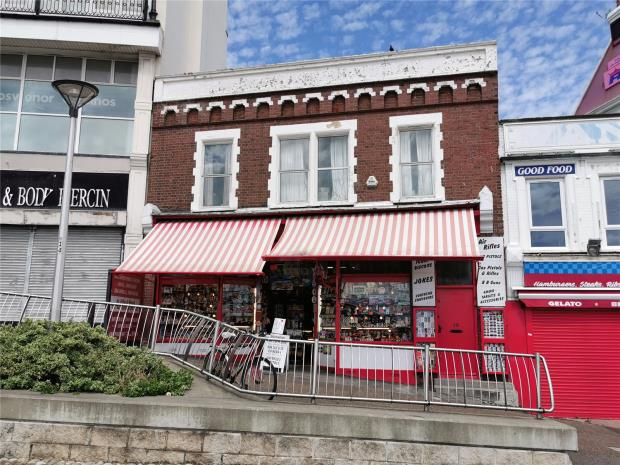Pier Hill, Southend-On-Sea, Essex, SS1
