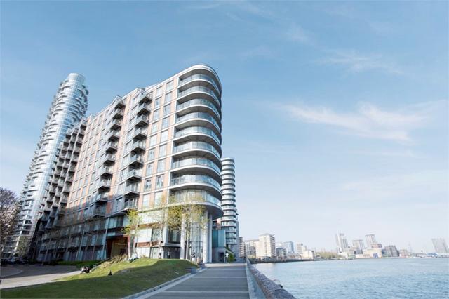 New Providence Wharf, 1 Fairmont Avenue, London