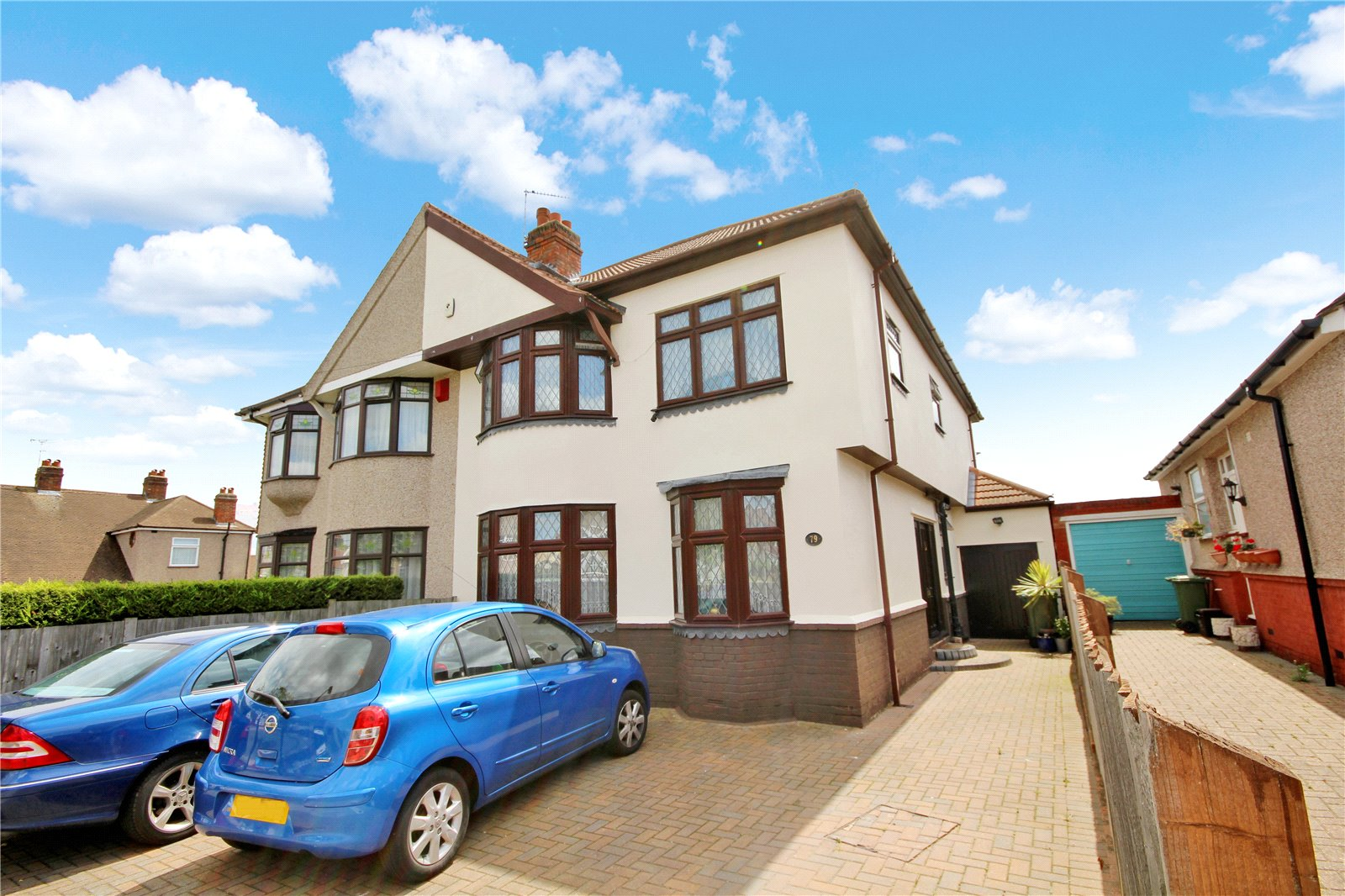 Falconwood Avenue, South Welling, Kent, DA16
